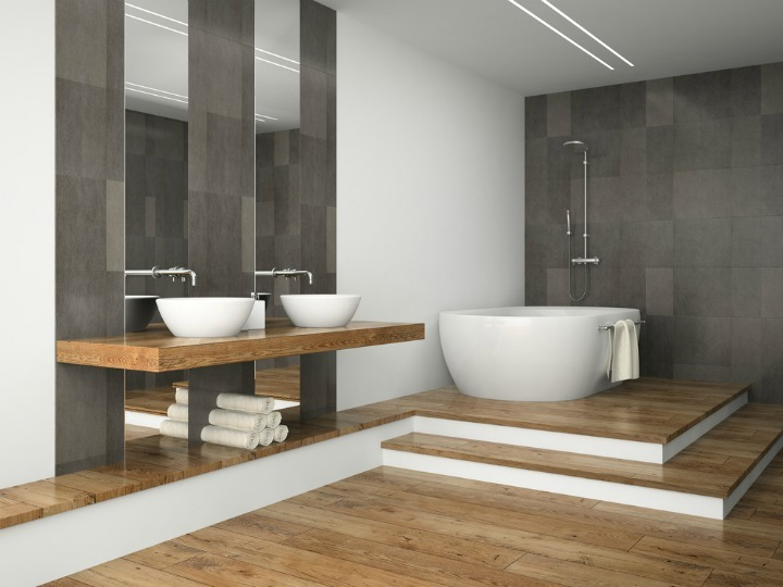 Stupendous Match Your Bathroom Tiles To The Latest Design Trends Download Free Architecture Designs Scobabritishbridgeorg