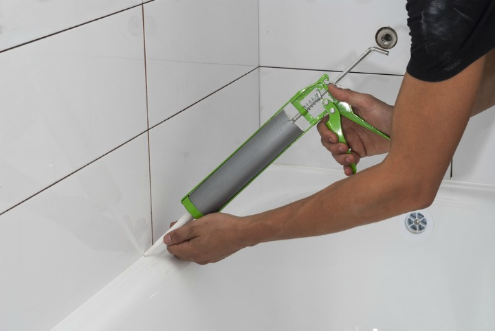 Bathroom Silicone Or Grout, Sealant For Bathroom Tiles
