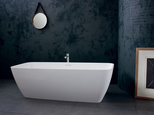 The  Clearwater Vicenza Freestanding Bath