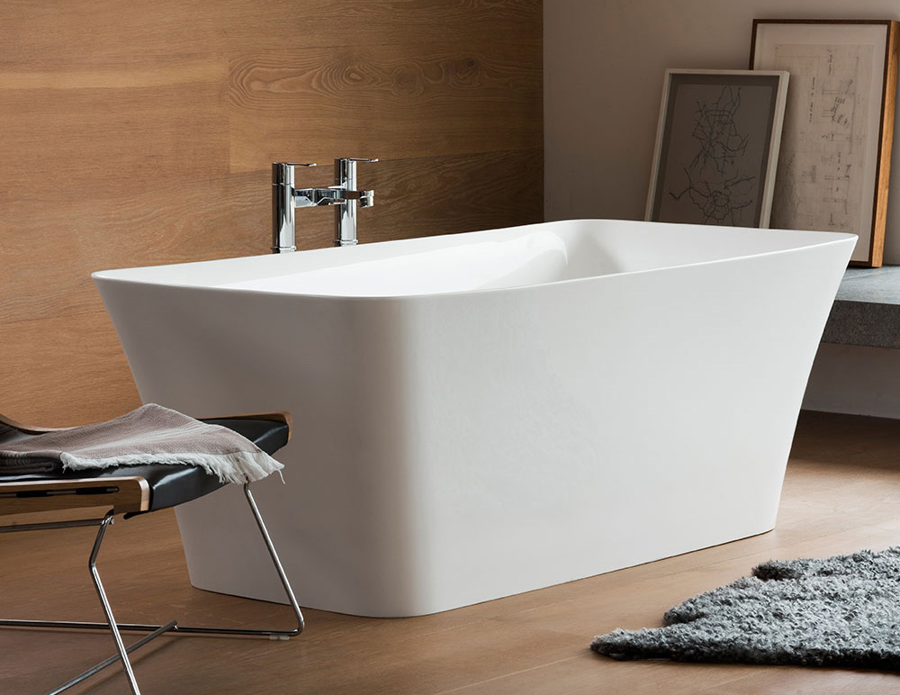 Surprising How To Fit A Freestanding Bath In Your Bathroom Soakology Interior Design Ideas Gentotryabchikinfo