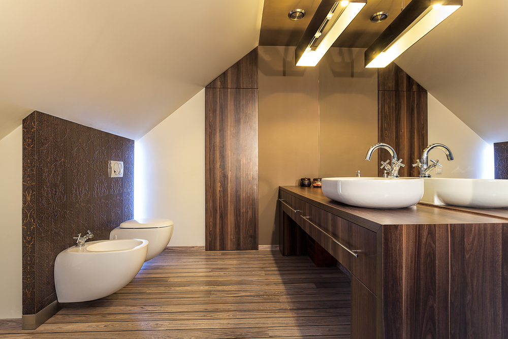 5 Attractive Alternatives to Tiles in the Bathroom | Blog