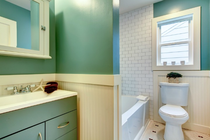 Unique bathroom furniture and storage ideas soakology - Unique bathroom vanities for small spaces ...