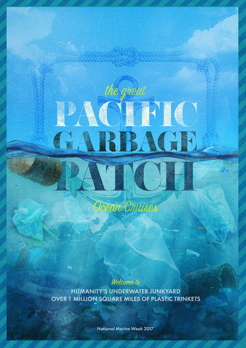 The Great Pacific Garbage Patch Awareness Campaign