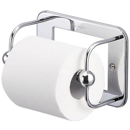WC Roll Holder Chrome