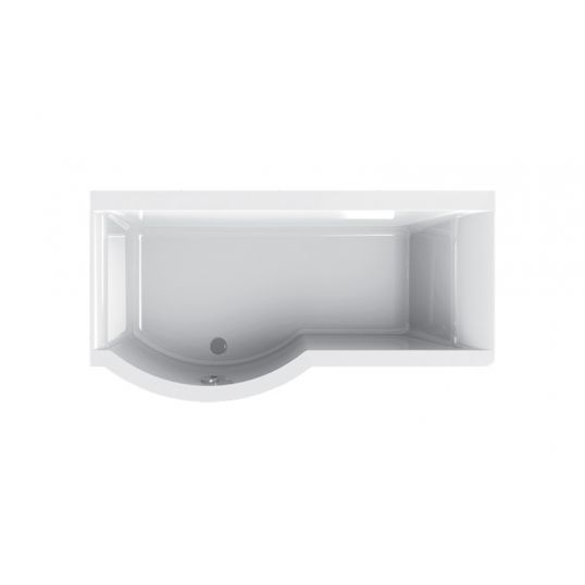 Carronite L-Shape Bath Panel for Urban Shower Bath