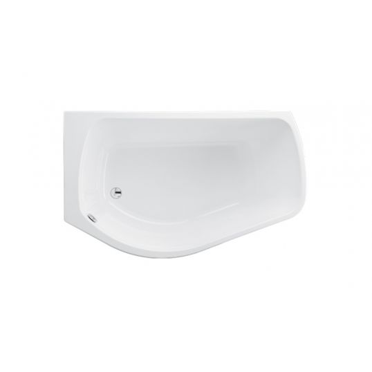 Curved Front Bath Panel for Profile Shower Bath
