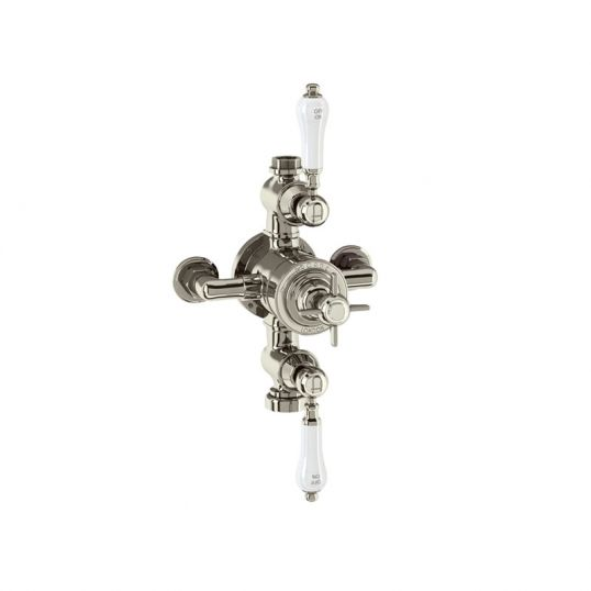 Avon exposed thermostatic shower valve