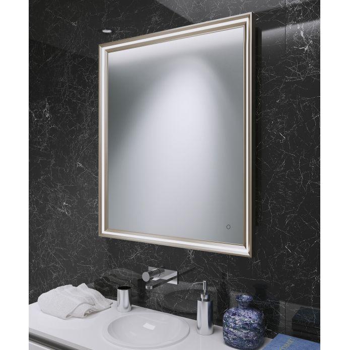 Bathroom Origins Lexington Mirror Brushed Bronze Soakology