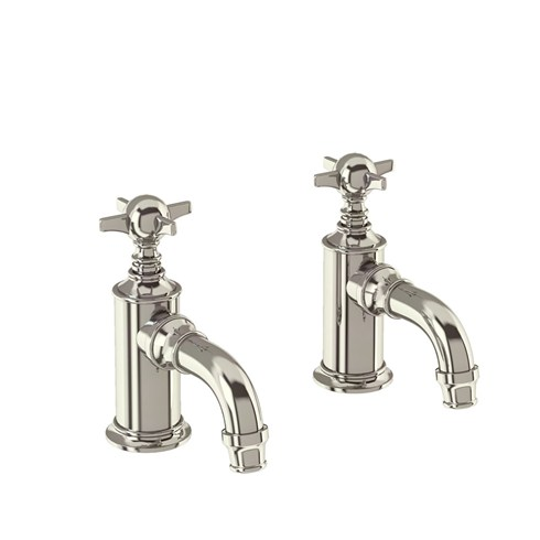 Cloakroom Basin Pillar Taps