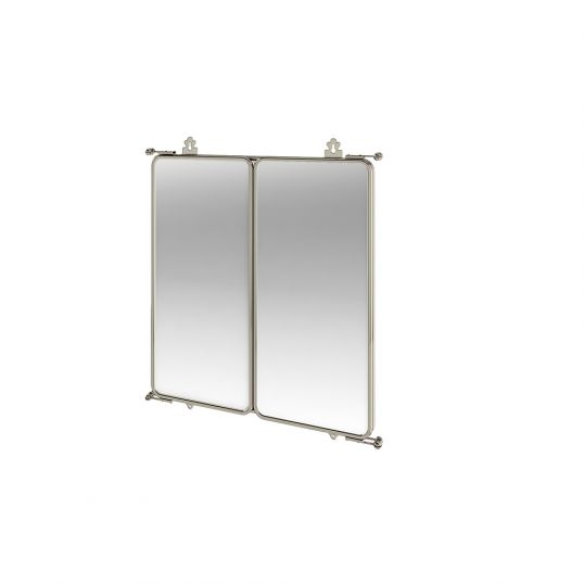Three Fold Bathroom Mirror