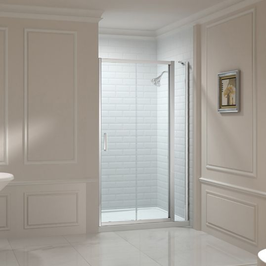 8 Series Sliding Door and Inline Panel  1780-1840mm