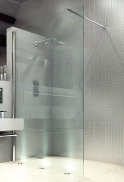8 Series Shower Wall 670-690mm