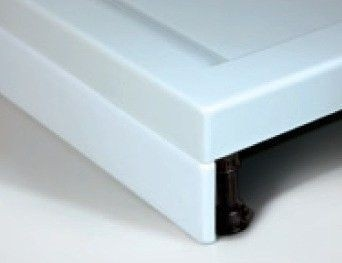 MStone Quadrant Tray Panel Kit with Legs 900mm