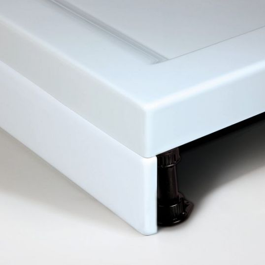 MStone Offset Quadrant Tray Panel Kit with Legs