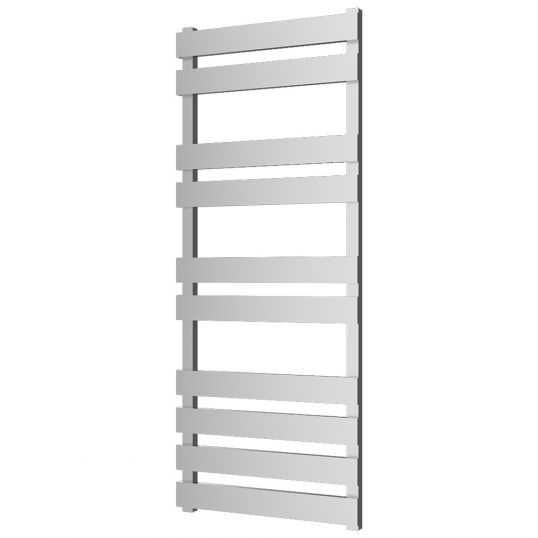 Torro Heated Towel Rail 1170x500mm Chrome