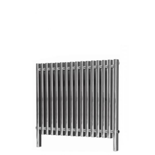 Amore Bathroom Radiator 700x630mm Black Pearl Anthracite