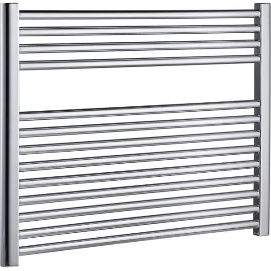 Premier Horizontal Heated Towel Rail 600x800mm