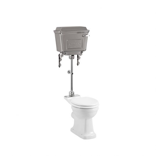 High and Low Level Toilets in Many Styles at Soakology