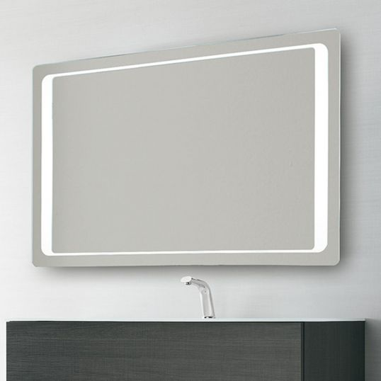 Glow Backlit Mirror 120x70cm