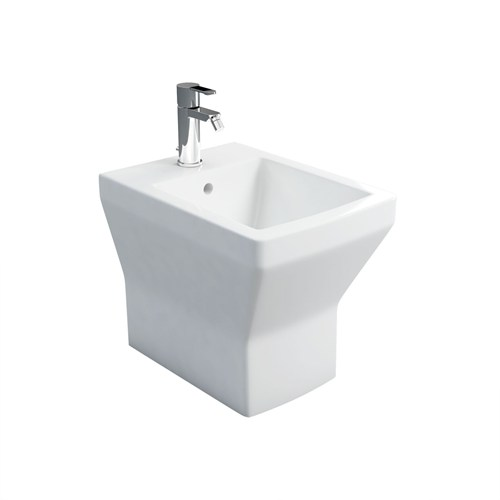 Cube Back To Wall Bidet