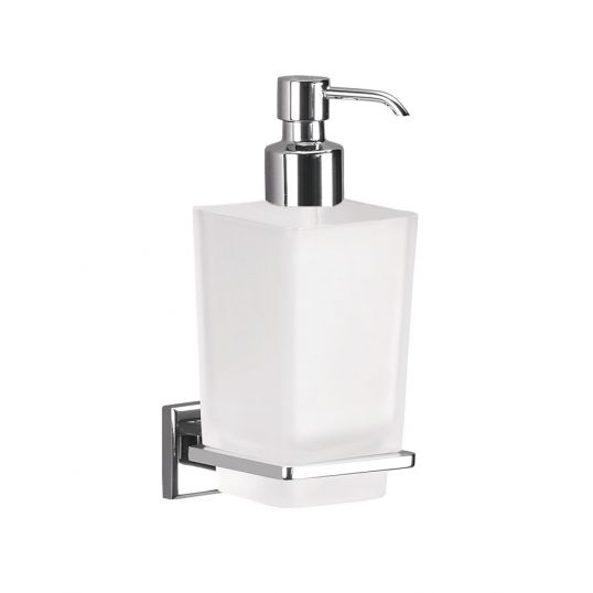 Colorado Glass Soap Dispenser