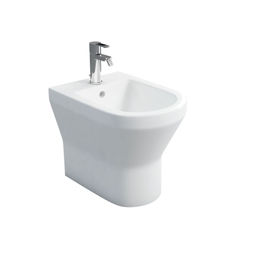 Curve Back To Wall Bidet