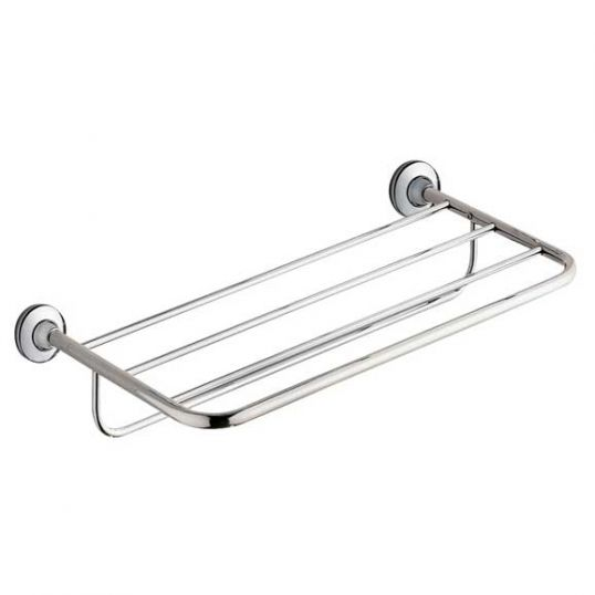 Ascot Towel Rack with Arm