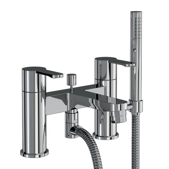 Crystal Bath Shower Mixer